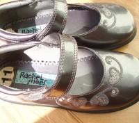 туфлі для дівчинки розм.11 (28) лакові ф-ма Rachel США, по устілці 18 см, замовл. Львов, Львовская область. фото 5