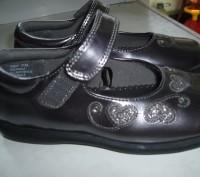 туфлі для дівчинки розм.11 (28) лакові ф-ма Rachel США, по устілці 18 см, замовл. Львов, Львовская область. фото 3