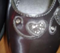 туфлі для дівчинки розм.11 (28) лакові ф-ма Rachel США, по устілці 18 см, замовл. Львов, Львовская область. фото 6