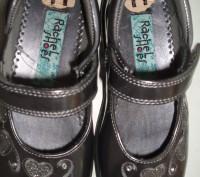 туфлі для дівчинки розм.11 (28) лакові ф-ма Rachel США, по устілці 18 см, замовл. Львов, Львовская область. фото 4