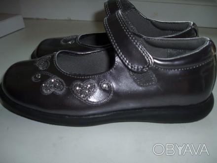 туфлі для дівчинки розм.11 (28) лакові ф-ма Rachel США, по устілці 18 см, замовл. Львов, Львовская область. фото 1