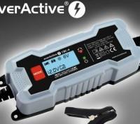 Автоматическое зарядное устройство, Everactive CBC-4 6В / 12В цифровое. Львов. фото 1