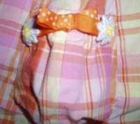 Спідничка на 18 міс в середині шортиками з боку кишеня, на кишені завязаний бант. Львов, Львовская область. фото 4