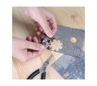 3D Головоломки розвиваючі іграшки головоломка для дітей. Виріб з нержавіючого ме. Львов, Львовская область. фото 5