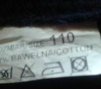 Продам рубашку польской фирмы amadeo 110 размер. длина от воротника до плеча - 4. Трускавец, Львовская область. фото 8