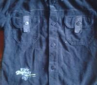 Продам рубашку польской фирмы amadeo 110 размер. длина от воротника до плеча - 4. Трускавец, Львовская область. фото 2