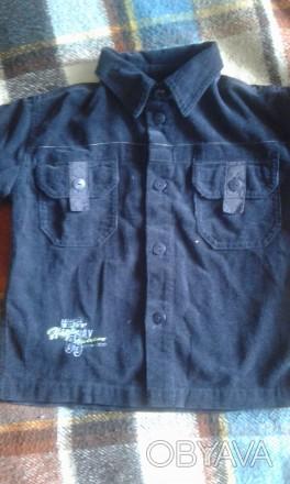 Продам рубашку польской фирмы amadeo 110 размер. длина от воротника до плеча - 4. Трускавец, Львовская область. фото 1