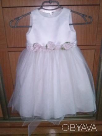 Сукня для дівчинки від 1 до 4-5 років,в ідеальному стані.. Львов, Львовская область. фото 1