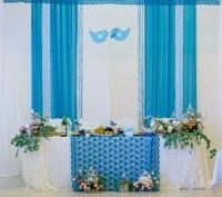 Шикарное украшение Вашей свадьбы, декор, оформление.. Киев. фото 1