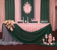 Очень красиво, элегантно украсим Вашу свадьбу, оформим выездную церемонию. Мы сд. Киев, Киевская область. фото 7