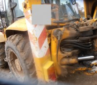 Продаем колесный экскаватор-погрузчик JCB 4CX- Super SiteMaster, 2005 г.в. Место. Киев, Киевская область. фото 12