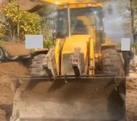 Продаем колесный экскаватор-погрузчик JCB 4CX- Super SiteMaster, 2005 г.в. Место. Киев, Киевская область. фото 2