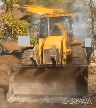 Продаем колесный экскаватор-погрузчик JCB 4CX- Super SiteMaster, 2005 г.в. Место. Киев, Киевская область. фото 1