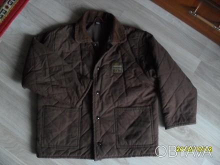 куртка хлопчакова стьогана у доброму стані. Стрый, Львовская область. фото 1
