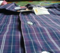 Красивая рубашка, производство итальяно Fagottino OVS,  на рост 98 см (2-3 года. Мелитополь, Запорожская область. фото 7