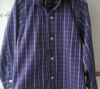 Красивая рубашка, производство итальяно Fagottino OVS,  на рост 98 см (2-3 года. Мелитополь, Запорожская область. фото 11
