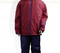 Лыжный костюм . Pocopianо. Германия. рост 128 см. , 140 см. Днепр. фото 1