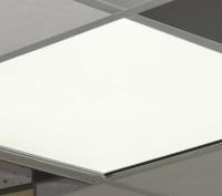 Светодиодные LED панели 600х600 Армстронг, преимущества светодиодных панелей. Киев. фото 1