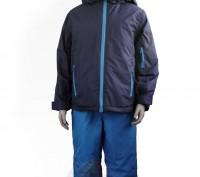 Лыжный костюм . Pocopianо. Германия. рост 152 см.. Днепр. фото 1