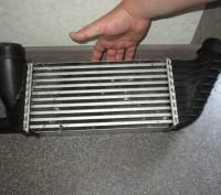 Ситроэн Джампер 2003. 2.8 Т.D - Радиатор Интеркуллера .. Киев. фото 1