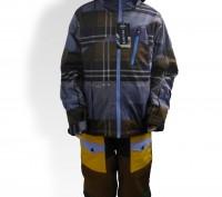 Лыжный костюм. Brunotti. Оригинал. Рост 152 см.. Днепр. фото 1