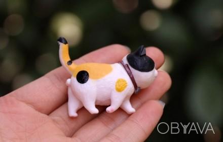Котик с бубенчиками - культовая игрушка и сувенир