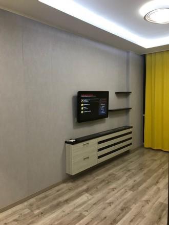 Сдам красивую 1-комнатную квартиру в жк 5-Жемчужина на Таирова, ул.Архитекторска. Таирова, Одесса, Одесская область. фото 3