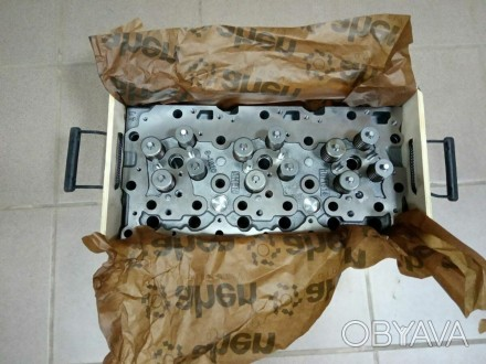Головка блока цилиндров DAF XF95, Euro-3 повністю в зборі з клапанами хорошої як. Дубно, Ровненская область. фото 1
