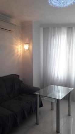 Квартира с дорогим ремонтом Абсолютно новая мебель. Итальянские зеркала Зеркальн. Аркадия, Одесса, Одесская область. фото 5