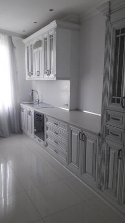 Квартира с дорогим ремонтом Абсолютно новая мебель. Итальянские зеркала Зеркальн. Аркадия, Одесса, Одесская область. фото 7