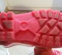 чоботи гумові з теплою шкарпеткою, що вкладається, привокзальна, самовивіз.. Львов, Львовская область. фото 3