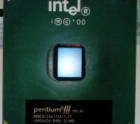 CPU Celeron Coppermine 633 Soket 370. Киев. фото 1