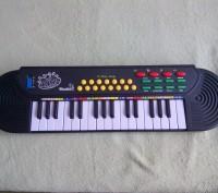 Синтезатор детский МОЙ МУЗЫКАНТ. Киев. фото 1