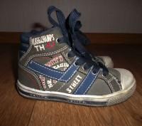 Ботинки для мальчика демисезонные. Конотоп. фото 1