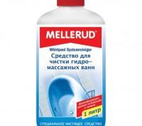 Средство для очистки гидромассажных ванн Mellerud (1 л.). Киев. фото 1