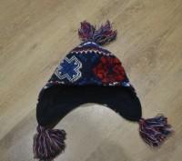 Зимняя шапочка для мальчика. Стрый. фото 1