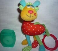 Детская игрушка -погремушка. Стрый. фото 1