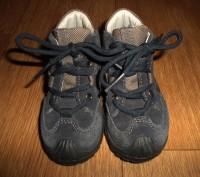 Ботинки замшевые демисезонные для мальчика.. Конотоп. фото 1