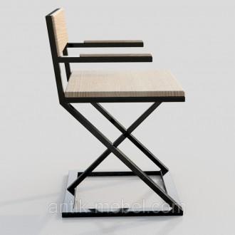 Общая высота/Overall height: 820mm Высота до сидения/Seat height: 420mm Ширина . Харьков, Харьковская область. фото 3
