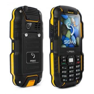 Продам мобільний телефон Sigma mobile X-treme DZ67 Travel Dual SIM.  Мобільний. Киев, Киевская область. фото 4