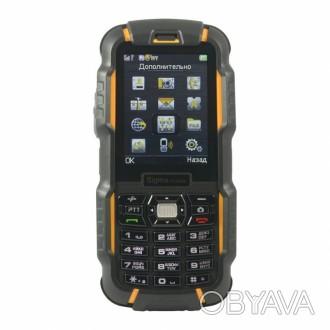 Продам мобільний телефон Sigma mobile X-treme DZ67 Travel Dual SIM.  Мобільний. Киев, Киевская область. фото 1