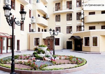 Трехкомнатная квартира в стиле Прованс. Квартира находиться в элитном доме в сам. Приморский, Одесса, Одесская область. фото 6