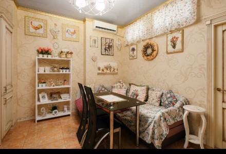 Трехкомнатная квартира в стиле Прованс. Квартира находиться в элитном доме в сам. Приморский, Одесса, Одесская область. фото 12