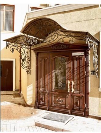 Трехкомнатная квартира в стиле Прованс. Квартира находиться в элитном доме в сам. Приморский, Одесса, Одесская область. фото 8