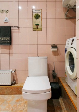 Трехкомнатная квартира в стиле Прованс. Квартира находиться в элитном доме в сам. Приморский, Одесса, Одесская область. фото 7