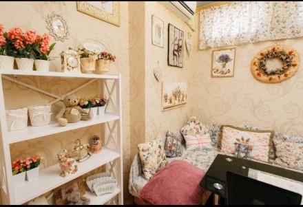 Трехкомнатная квартира в стиле Прованс. Квартира находиться в элитном доме в сам. Приморский, Одесса, Одесская область. фото 4