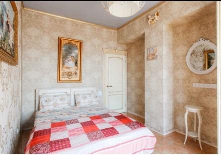 Трехкомнатная квартира в стиле Прованс. Квартира находиться в элитном доме в сам. Приморский, Одесса, Одесская область. фото 9