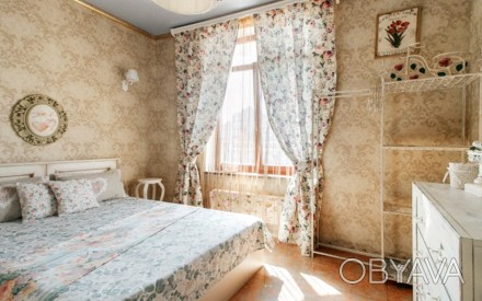 Трехкомнатная квартира в стиле Прованс. Квартира находиться в элитном доме в сам. Приморский, Одесса, Одесская область. фото 1