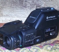 Продам видеокамеры VHSC - JVC, Hitachi. Киев. фото 1