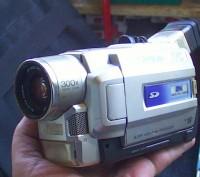 Продам видеокамеру JVC GR-DVL557 MiniDV Digital. Киев. фото 1